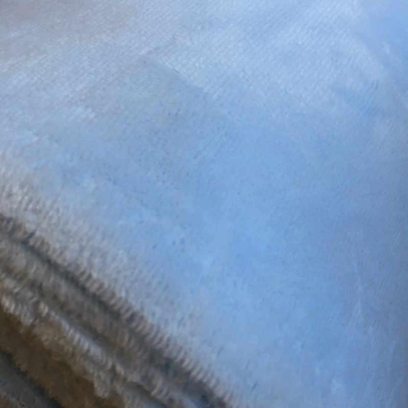 Minky Bleu pastel